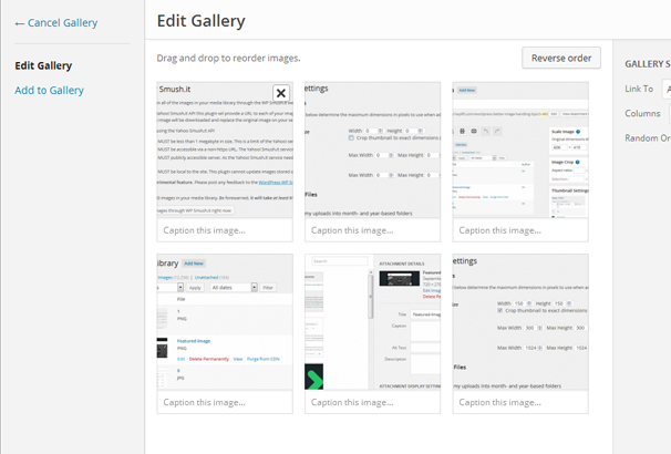 Tối ưu hình ảnh wordpress chuẩn seo