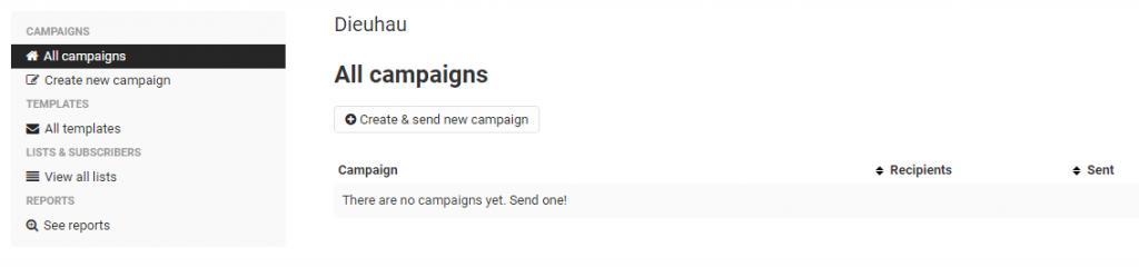 Hướng dẫn chi tiết sử dụng email marketing với plugin Sendy wordpress