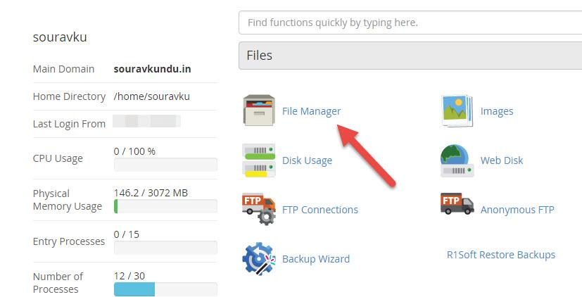 Cách cài đặt website wordpress trực tiếp trên hosting