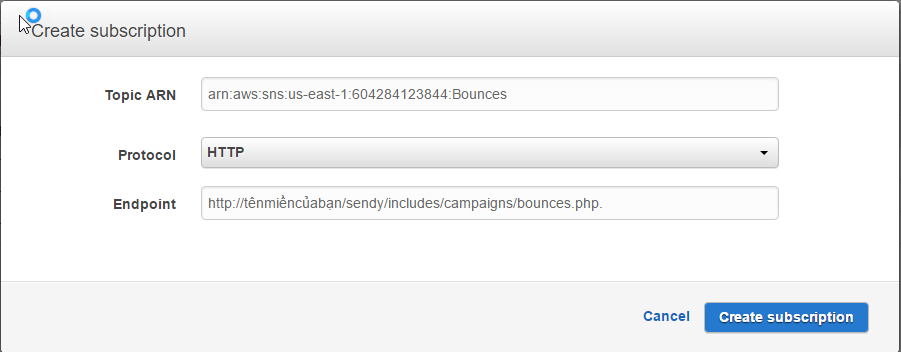 Cài đặt email marketing bằng plugin Sendy wordpress trên hosting