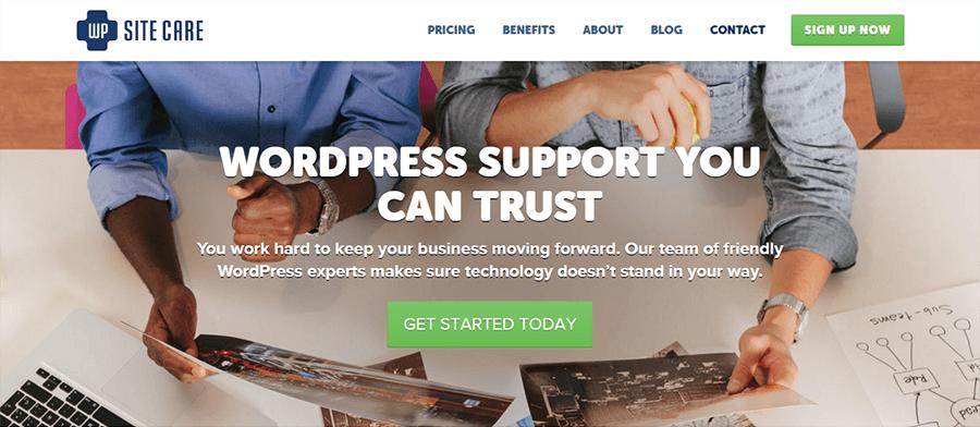 Chọn dịch vụ bảo trì website wordpress nào uy tín