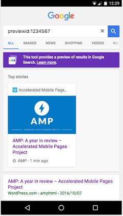 Kiểm tra website có thân thiện với di động wordpress