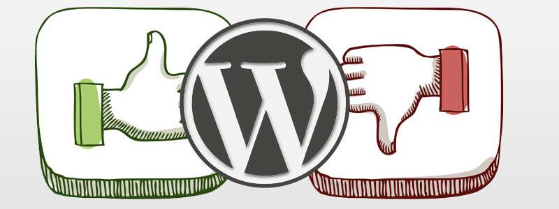 Ưu và nhược điểm của WordPress Theme Framework