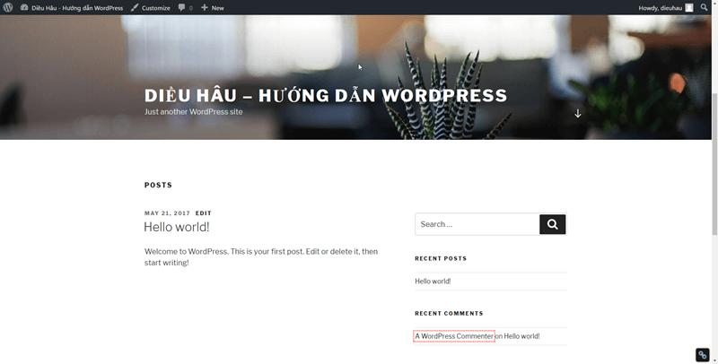 Cài đặt WordPress trên LocalHost với XAMPP chi tiết bằng hình ảnh