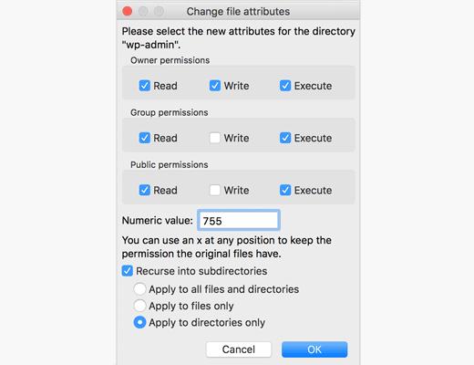 Lỗi wordpress: 403 forbidden và cách xử lý