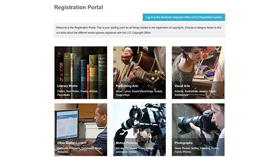 Hướng dẫn chi tiết bằng hình ảnh tạo bản quyền cho Website