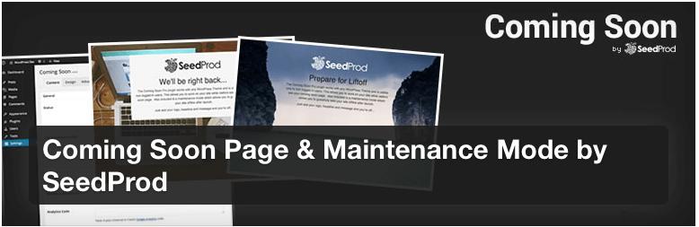 Top 4 plugin thông báo bảo trì website wordpress