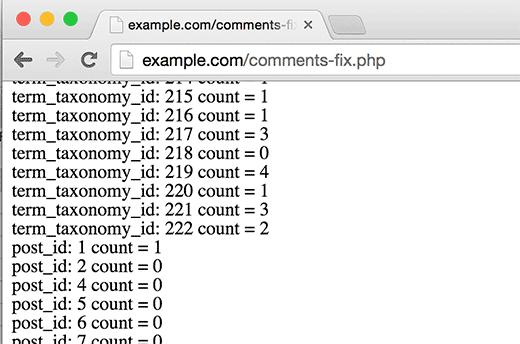 Cách sửa lỗi Categories và Comment wordpress khi Import data