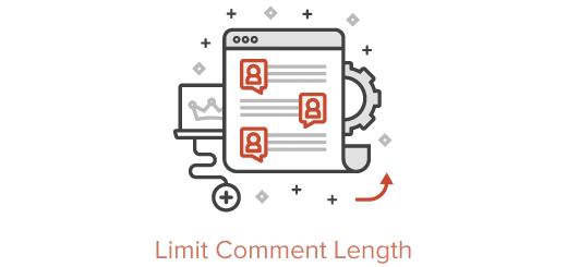 Tạo giới hạn số ký tự trong bình luận/comment wordpress