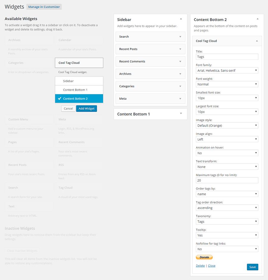 Top 10 Plugin thêm Category và Tag wordpress miễn phí