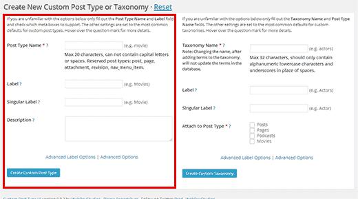 Hướng dẫn Custom Post Type wordpress đơn giản nhất