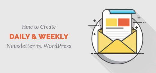 Toàn tập về chuẩn Email Marketing wordpress
