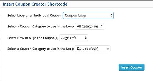 Tạo website chia sẻ Coupon đơn giản với wordpress
