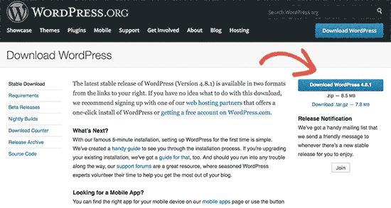 Cài đặt website wordpress trong thư mục con có tốt cho seo