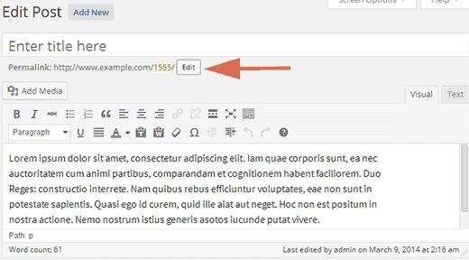 Tạo url thân thiện chuẩn seo wordpress bạn phải biết