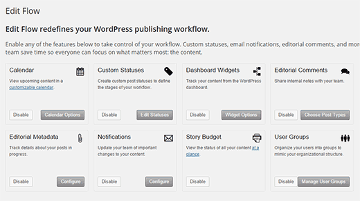 Top 6 cách tạo Killer Editorial Calendar wordpress hoàn hảo
