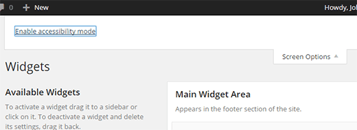 Hướng dẫn hiển thị Widget trên Wordpress