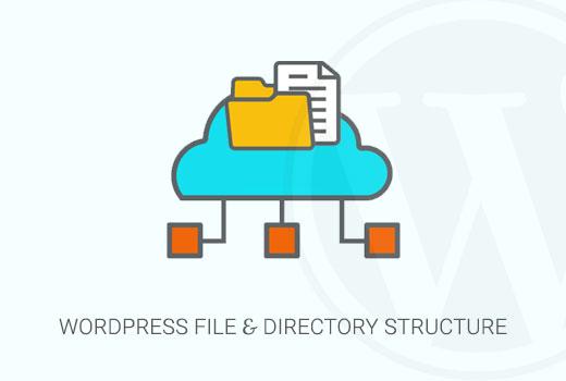 Chức năng và cấu trúc thư mục, file wordpress