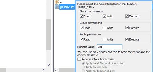 Không tìm thấy file .htaccess trong hosting wordpress