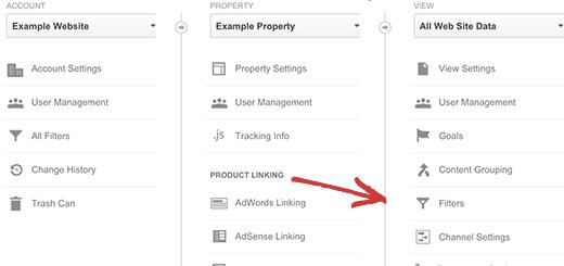 Hướng dẫn loại bỏ Referrer Spam Trong Google Analytics