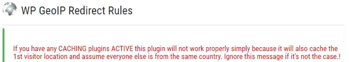 Nhận diện IP và chuyển ngôn ngữ với plugin WP GeoIP Country Redirect