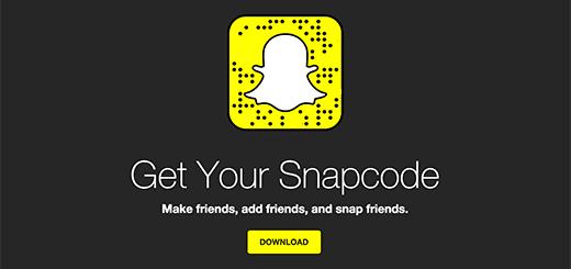 Nhúng Snapchat Snapcode vào website wordpress không cần plugin