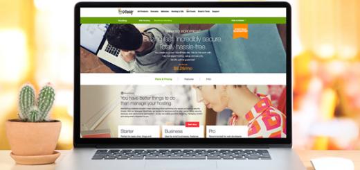 Đăng ký hosting giá rẻ cho wordpress tại GoDaddy