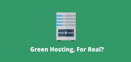 Có nên thuê green web hosting cho website?