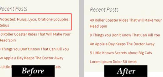 Hướng dẫn ẩn bài post có mật khẩu wordpress