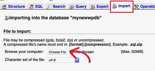 Hướng dẫn restore website wordpress từ file backup