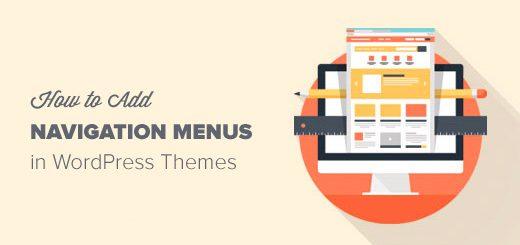 Tạo menu wordpress chuẩn seo với Navigation Menus