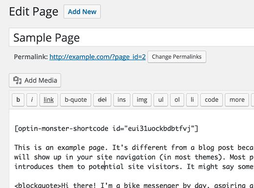 Ép người dùng hành động trước khi xem nội dung bằng Content Locking wordpress