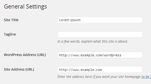 "Xóa ""WordPress"" khỏi đường dẫn website"