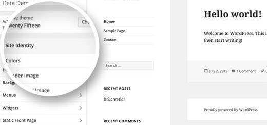 Tạo Favicon website WordPress chuẩn seo