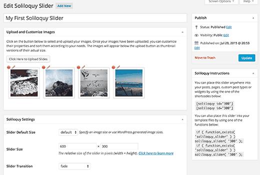 Top plugin slider wordpress tốt nhất