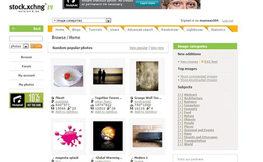 Top 15 kho ảnh miễn phí làm website wordpress