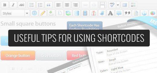 Hướng dẫn tạo Shortcode và sử dụng Shortcode wordpress