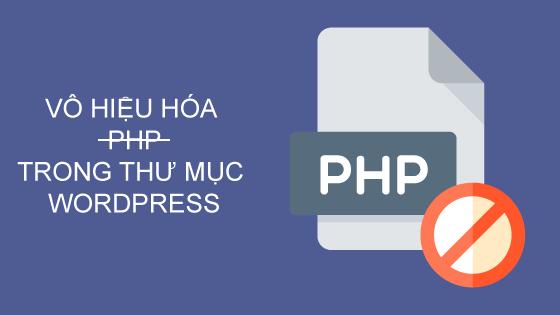 Bảo mật file php wordpress an toàn