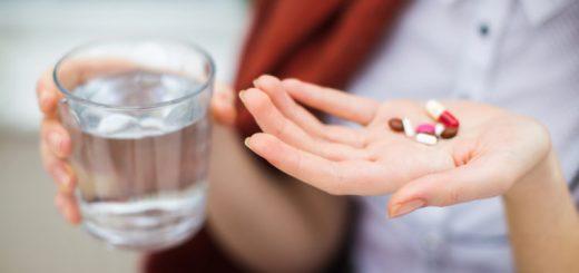 Thuốc chống rụng tóc cùng Estroven và Glucosamin
