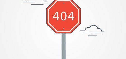 Chuyển hướng lỗi 404 not found về trang chủ hoặc trang cảnh báo wordpress