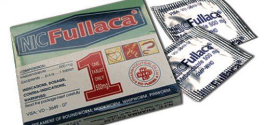 Có nên uống thuốc diệt giun Nic Fullaca?