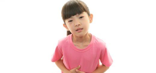 Bé bị đau bụng, chán ăn và dấu hiệu tái nhiễm Hp