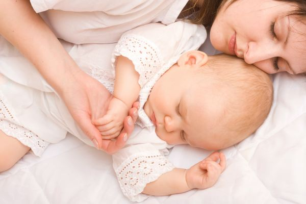 Cách giúp bé ngủ ngon hơn