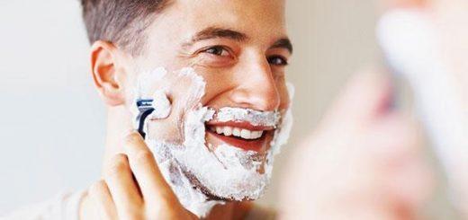Cạo râu bị xước da có cần tiêm phòng uốn ván?