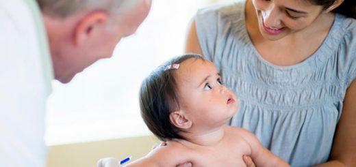 Dấu hiệu nhận biết bé bị áp xe do chích ngừa