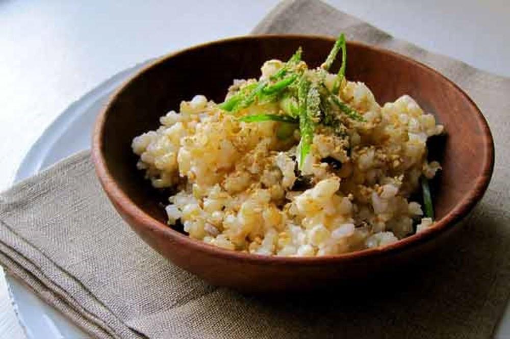 Gạo mầm cho người bị tiểu đường