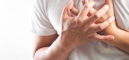 Cảm giác bị nhói tim, có nguy hiểm không?