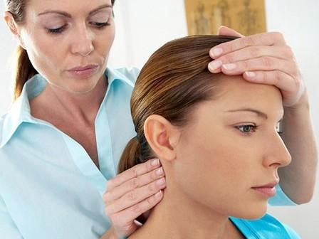 Bị nổi hạch sau gáy là bệnh gì?