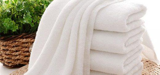 Sử dụng khăn tắm ở khách sạn có lây bệnh tình dục