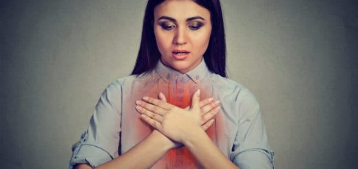 Bị khó thở, đau giữa ngực là dấu hiệu bệnh gì?